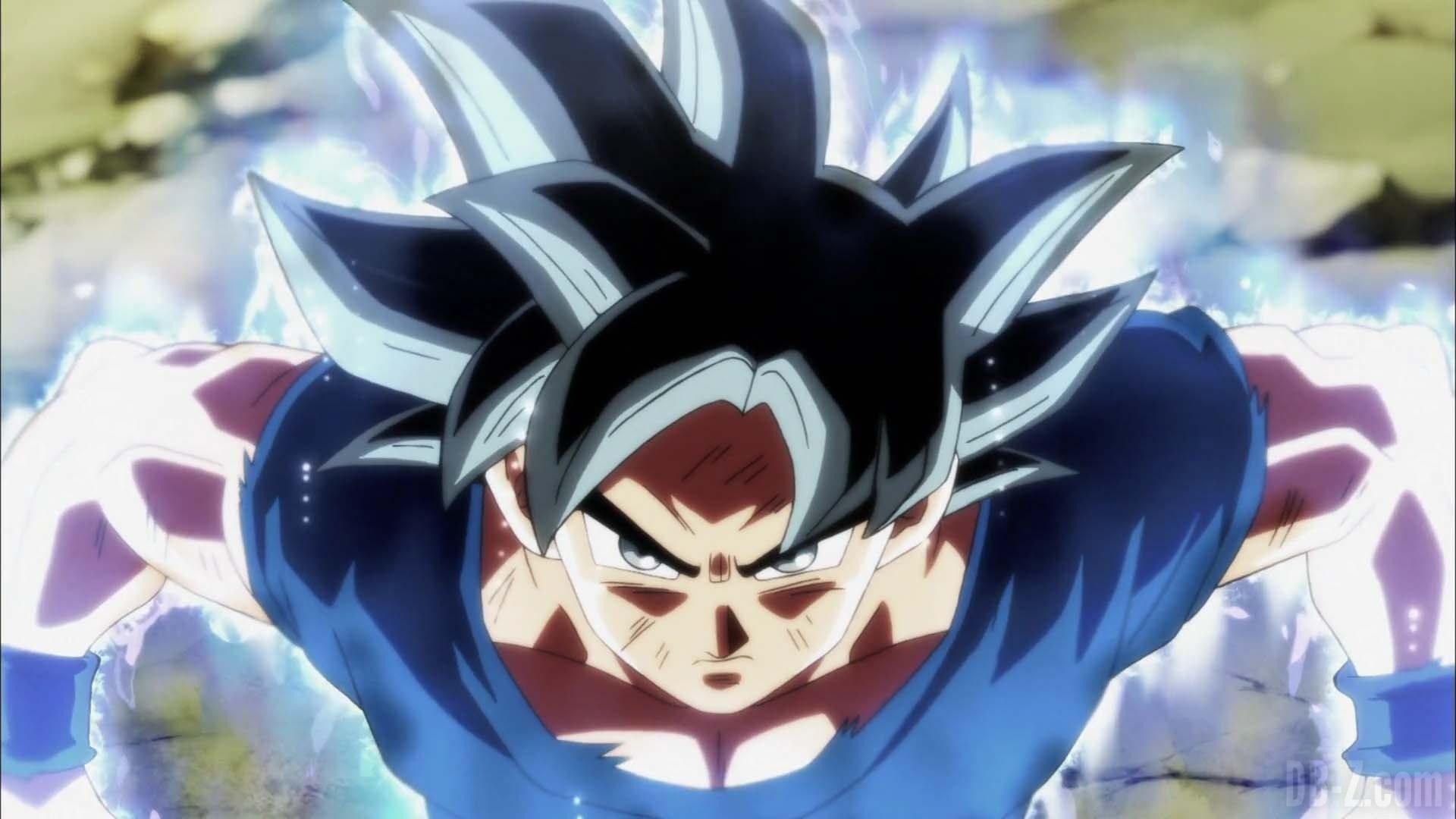 Goku vs broly fan animation - 1 6
