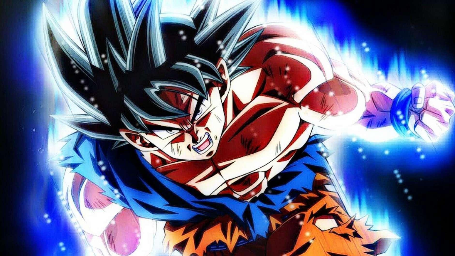 Fotos Animadas Para Papel De Parede 3d Para Notebook: As 50 Melhores Imagens Do Goku Para Usar Como Papel De Parede
