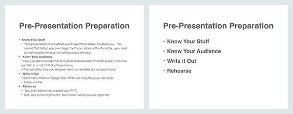 como apresentar slides de powerpoint